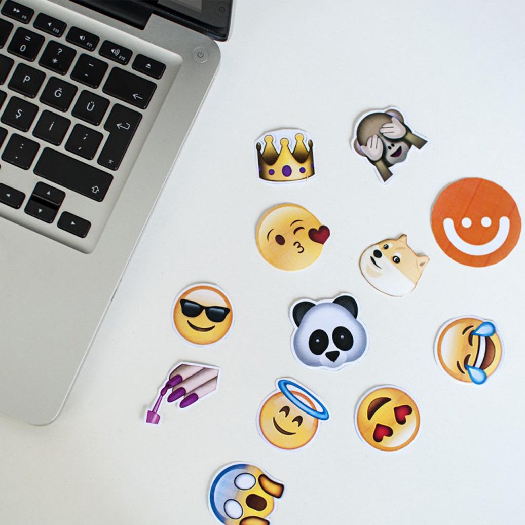 Dijital pazarlamanın yeni gözdesi: Markaya Özel Emoji Kampanyaları