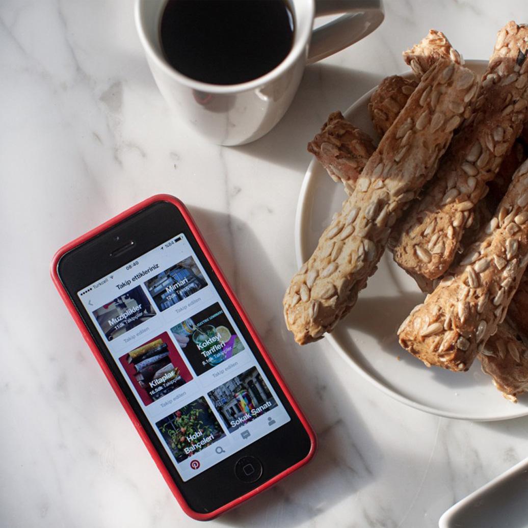 Pinterest'in video reklamları test edilmeye başlandı